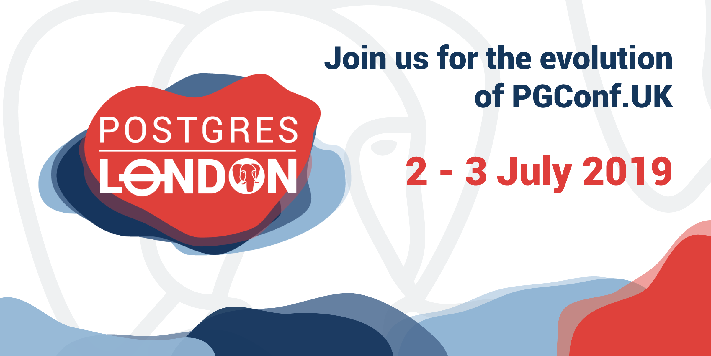PostgresLondon 2019 - The evolution of PGConf UK